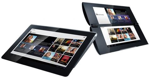 Tablet Sony S2 sony android tablet details and specs continue to leak s2 is the sony tablet p