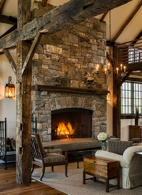 stone fireplaces on the drawing board stone barn addition featured recent