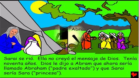 historia bblica del antiguo y nuevo testamento la promesa de dios para con abraham historias b 237 blicas