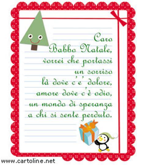 lettere natalizie lettera di babbo natale dona un sorriso