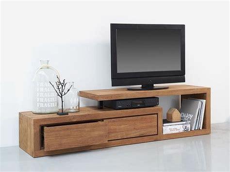 Bufet Minimalis Jati Meja Tv Cabinet Lemari Rak Buku Rak Sepatu Kursi 20 wooden tv stand designs you can make yourself dlingoo
