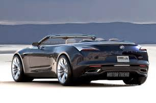 Buick Verano Convertible If A Buick Avista Coupe Is Approved Should A Convertible