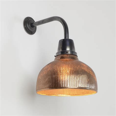 Vintage Industrial Wall Lights Add Security To Your Industrial Outdoor Light