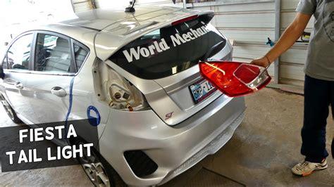 2013 ford focus brake light bulb ford st hatchback light brake light removal