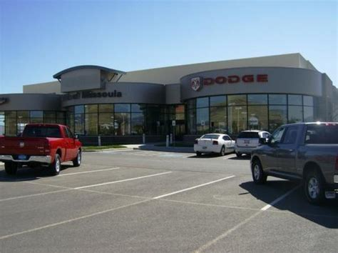Chrysler Dodge Jeep Ram Dealership Lithia Chrysler Jeep Dodge Ram Of Missoula Car Dealership