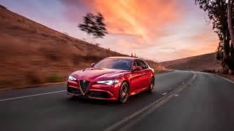 Alfa Romeo Wallpapers 2017 Alfa Romeo Giulia Quadrifoglio Wallpaper Hd Car