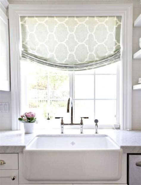 Modern Bathroom Window Treatment Ideas 20 Beautiful Window Treatment Ideas For Kitchen And