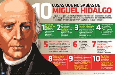 miguel hidalgo biography in spanish miguel hidalgo y costilla fue el sacerdote mexicano