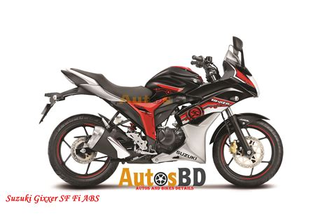 suzuki gixxer sf fi abs motorcycle price  bangladesh