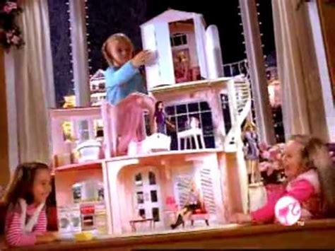 barbie dream house toys r us dream house barbie 3 toy tv commercial tv spot tv