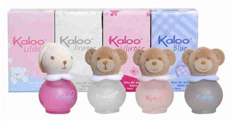 kaloo coffret parfum 4 miniatures 8ml