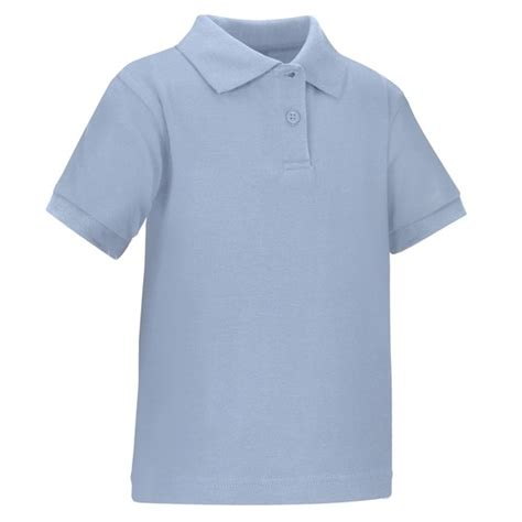 Wholesale Toddler Sleeve Polo Shirt