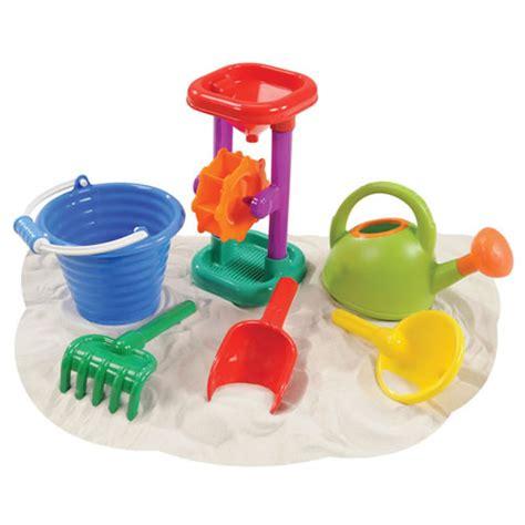 Play Sand Fresh Fruit Set junior sand water play set