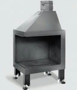 grilli camini camino aperto in acciaio e ghisa grilli caminetti