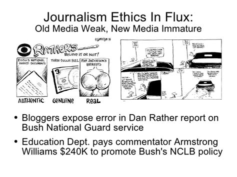 Journalism Ethics by Journalism Ethics