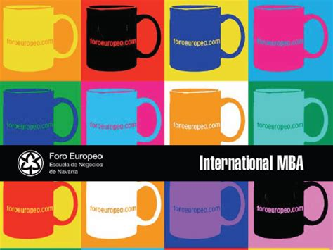 External Mba by International Mba Foro Europeo