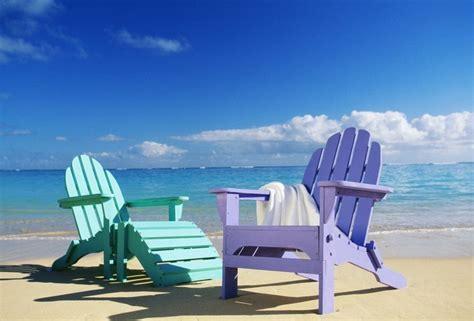 sillas de playa  ideas practicas  disfrutar