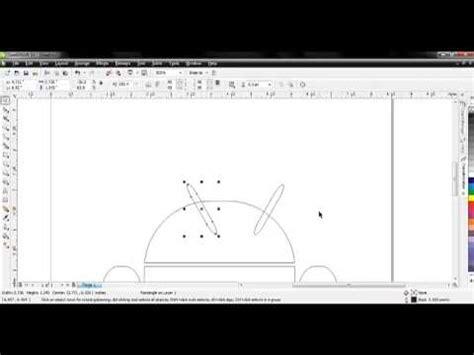 desain jaket jumper corel draw tutorial kreasi membuat desain logo android corel draw
