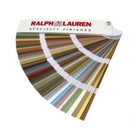 ralph 2 in x 11 in specialty finishes 126 color fan deck rl0000 fd the home depot
