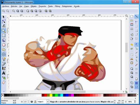 tutorial de inkscape c 243 mo vectorizar im 225 genes con la utilidad gratuita inkscape