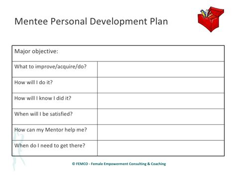 Mentoring Plan Outline by Effective And Successful Mentoring