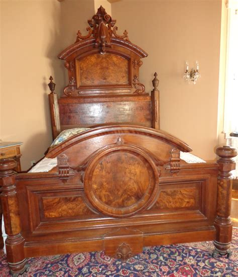 antique victorian bedroom set antique victorian renaissance revival 1850 1880 bedroom