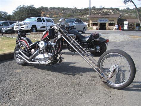 Motorrad Mit Langer Gabel fork chopper motorcycle custom mr38 flickr