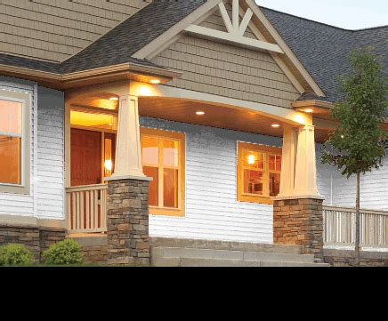 Home Design Architectural Series 4000 by Truewall Vinyl Siding Products Series 4400 Vinyl Siding