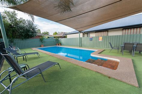 Backyard City Pools Pool Gallery Garden City Motor Inn