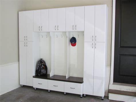 garage mudroom designs garage mudroom with doors garage and shed atlanta by atlanta closet storage solutions