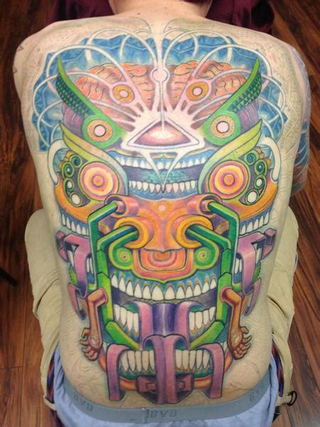 sleftransforming face by anthony ortega tattoos