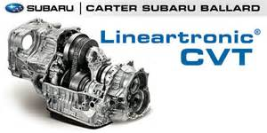 Subaru Cvt Transmission Review Subaru Lineartronic Continuously Variable Transmission Cvt