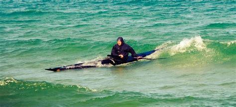comfort paddling custom tuilik by comfort paddling qajaq rolls