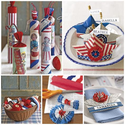 fourth of july decorations 4th of july homemade decorations diy oh my creative