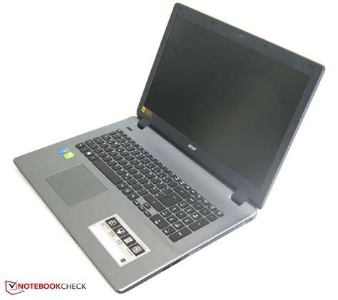 Laptop Acer E5 acer aspire e5 771g 553q i5 840m notebook review notebookcheck net reviews