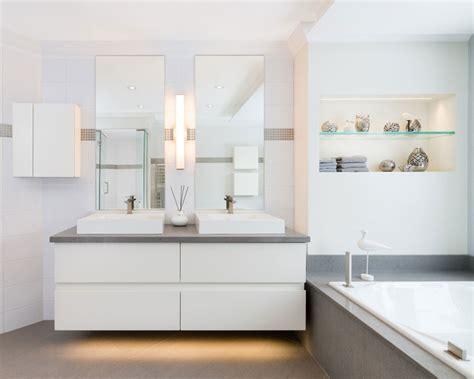 Bathroom Vanities In Montreal Ligthened Vanity Contemporary Bathroom Montreal By 201 Lys 233 E