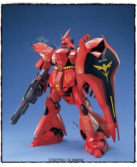 Gundam Msn 04 Sazabi Mg Bandai gundam 1 100 msn 04 sazabi master grade model kit mg