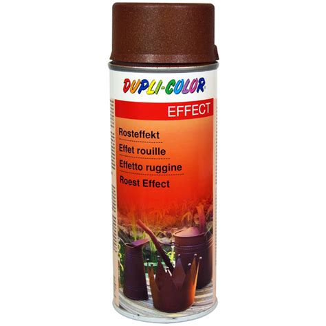 rust effect spray motip dupli de