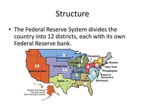 frb whats next federal reserve system ppt the federal reserve system powerpoint presentation