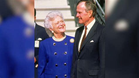 Donald Sends Barbara Rosies by Donald Will Skip Barbara Bush S Funeral And Send