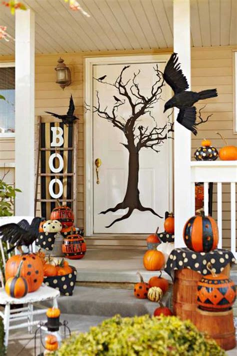 Scary Decorations For by Door Decorations 3 Interior Exterior Doors