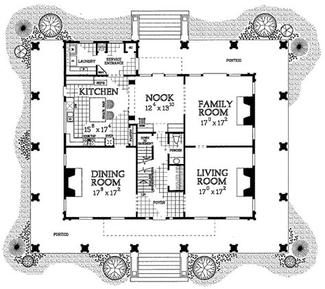 historical house plans architectural designs