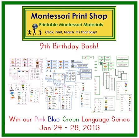 printable montessori pink series 84 best images about montessori on pinterest