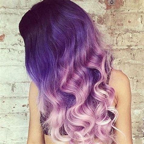 different colored hair different shades of colored purple hair from purples
