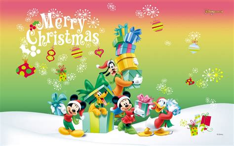 christmas wallpaper cartoons wallpaper 62 images