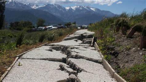 earthquake kaikoura a big surprise in the quake zone stuff co nz