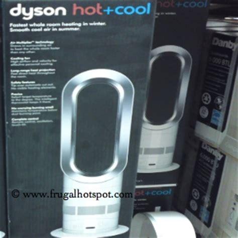 dyson and cool fan costco costco sale dyson am04 heater fan 267 99 frugal