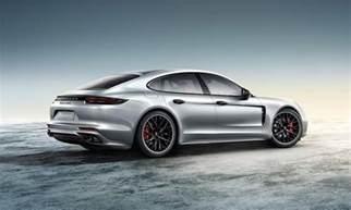 Porsche On Porsche Exclusive Reveals Enhancements For 2017 Panamera