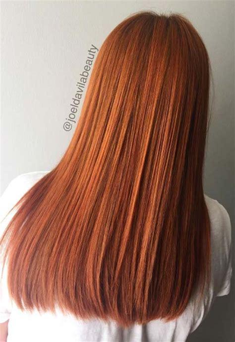 light copper hair color light golden copper hair color www pixshark