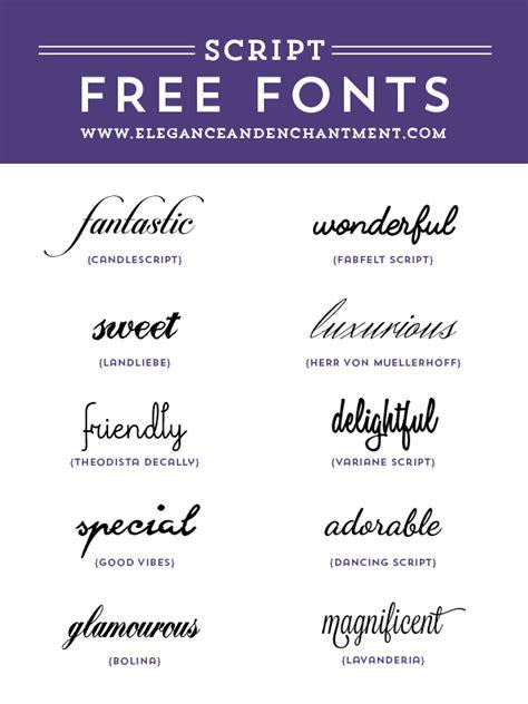 free wedding invitation script fonts free script fonts